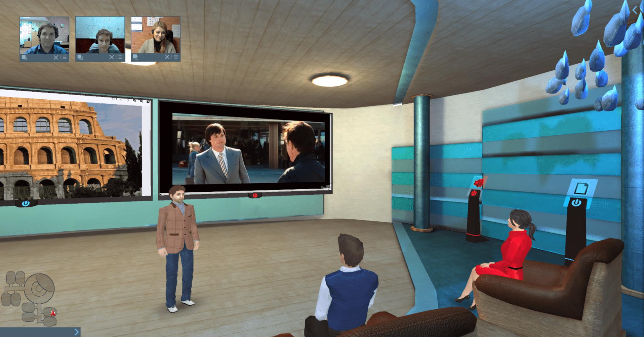 VR for communication