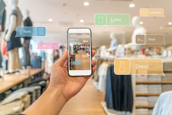 The Role of VR & AR in E-commerce